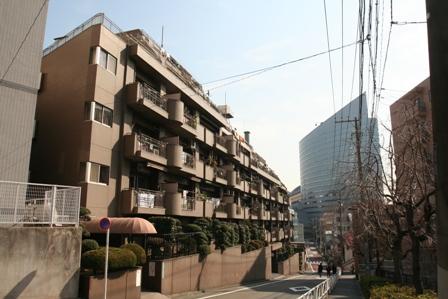 エル・アルカサル目黒 607号室